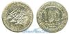 Габон 100 francs 1975-1985 год(ы) (km#13). Подробнее о монете...