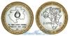 Габон 4500 cfa francs 2005 год(ы) (km#15). Подробнее о монете...