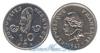 Вануату 10 francs 1967 и 1970 год(ы) (km#2.1). Подробнее о монете...