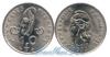 Вануату 10 francs 1973-1982 год(ы) (km#2.2). Подробнее о монете...