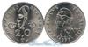 Вануату 20 francs 1973-1982 год(ы) (km#3.2). Подробнее о монете...