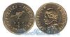 Вануату 1 franc 1975-1982 год(ы) (km#4.2). Подробнее о монете...